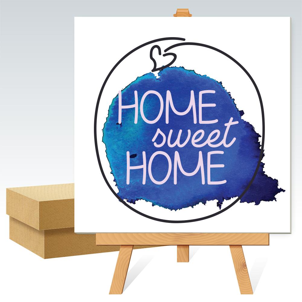 Home sweet home ΣΕΤ ΜΙΝΙ ΚΑΜΒΑΔΑΚΙ 15Χ15 ΜΕ ΚΑΒΑΛΕΤΟ ...