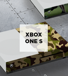 Skin για κονσόλα Xbox One S / Front-Side
