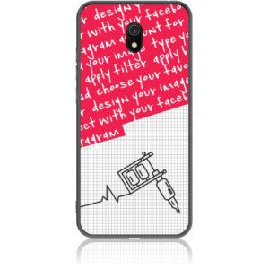 Gtattoo Xiaomi Redmi 8A Φτιάξε τη δική σου θήκη