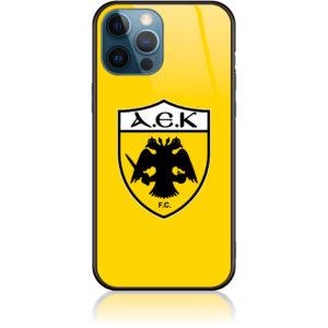 Κίτρινη Επίσημη Θήκη ΑΕΚ – Σχέδιο ΑΕΚ001